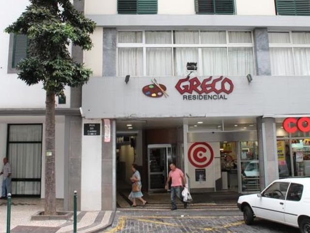 Portugal - Madeira - Funchal - Hotel Residencial Greco