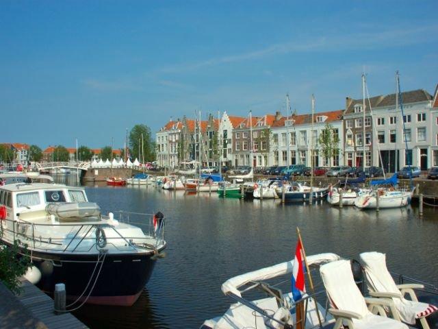 Middelburg haven