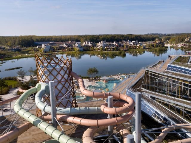 Disneyland Paris - Villages Nature Paris - Aqualagon
