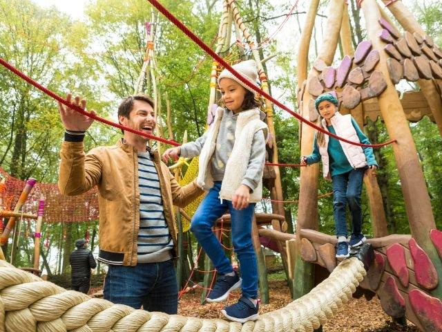 Disneyland Paris - Villages Nature Paris - Forest of Legends