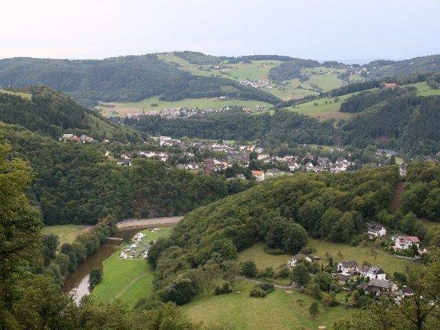 Waldbreitbach - natuur