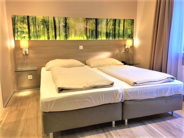 Hotel Scheid - Schriesheim - tweepersoonskamer