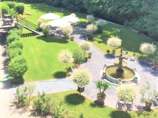 Hotel Scheid - Schriesheim - tuin
