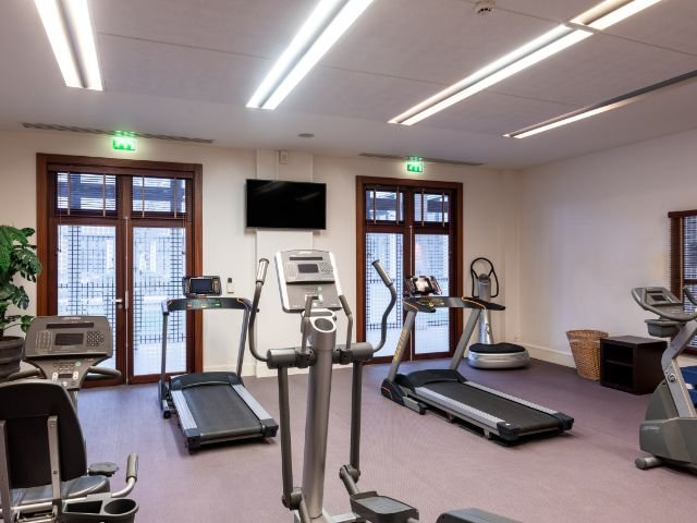 Disneyland Paris - Radisson Blu Hotel Paris, Marne-la-Vallee - fitness