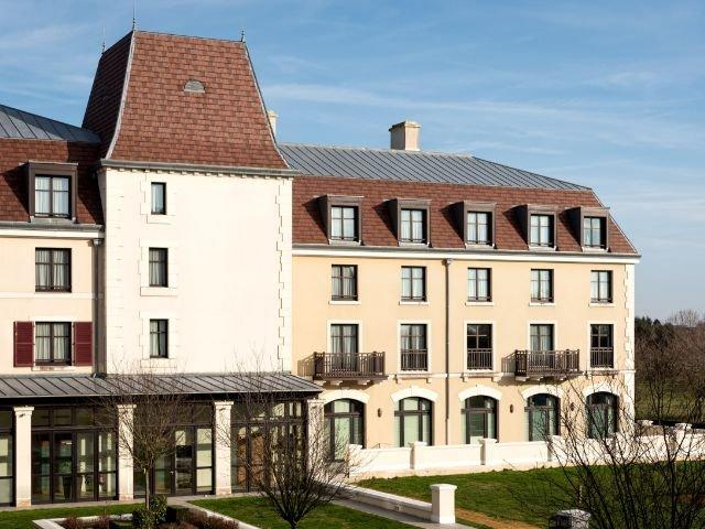 Disneyland Paris - Radisson Blu Hotel Paris, Marne-la-Vallee - aanzicht