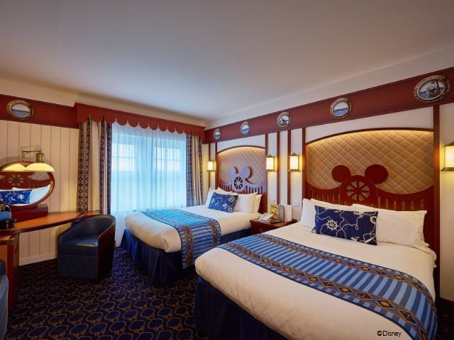 Disneyland Paris - Disney's Newport Bay Club