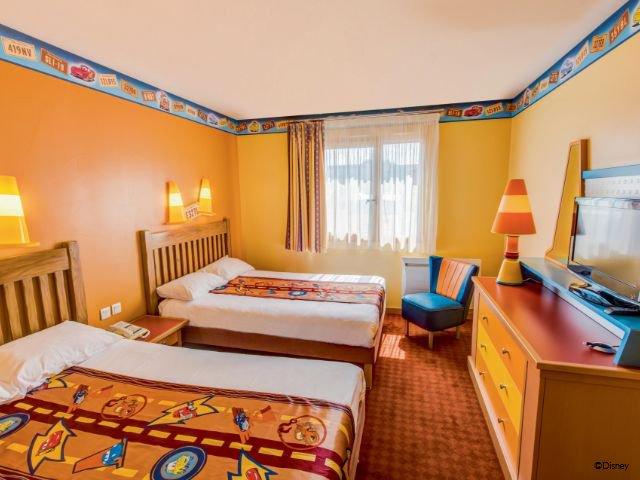 Disneyland Paris - Disney's Hotel Santa Fe