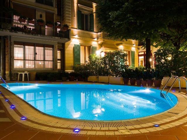 Hotel Reale zwembad