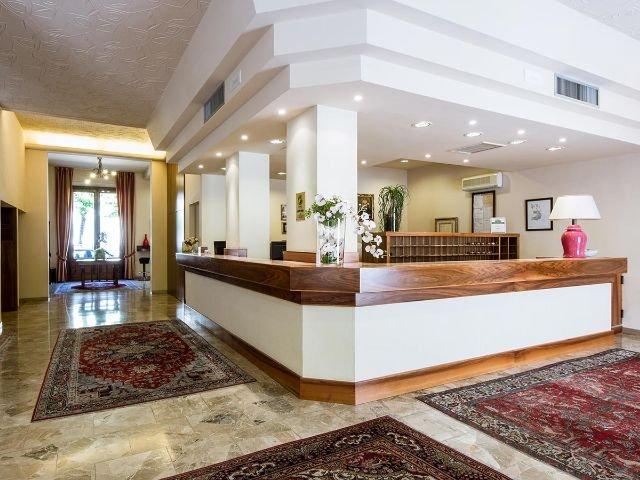 Hotel Reale receptie