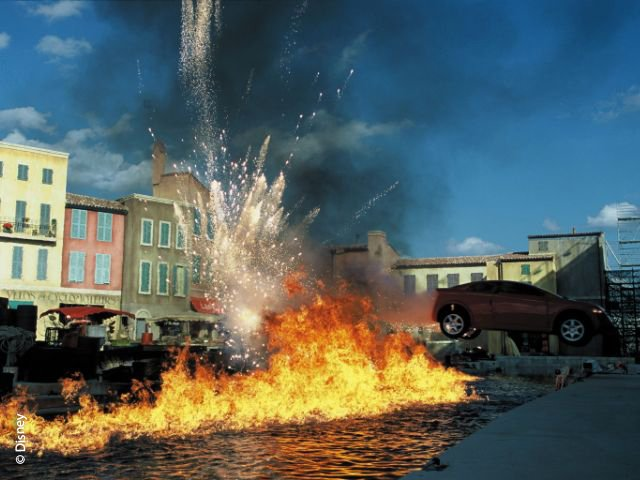 Disneyland Paris - Walt Disney Studios Park - Moteurs... Action! Stunt Show Spectacular