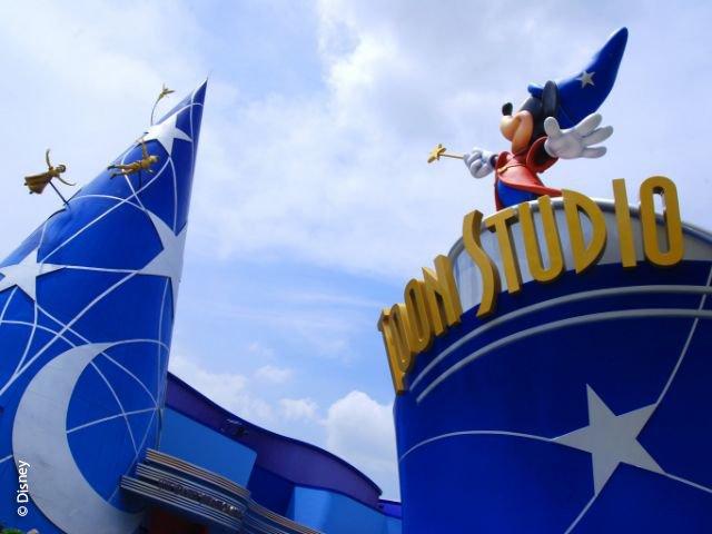 Disneyland Paris - Walt Disney Studios Park - Toon Studio