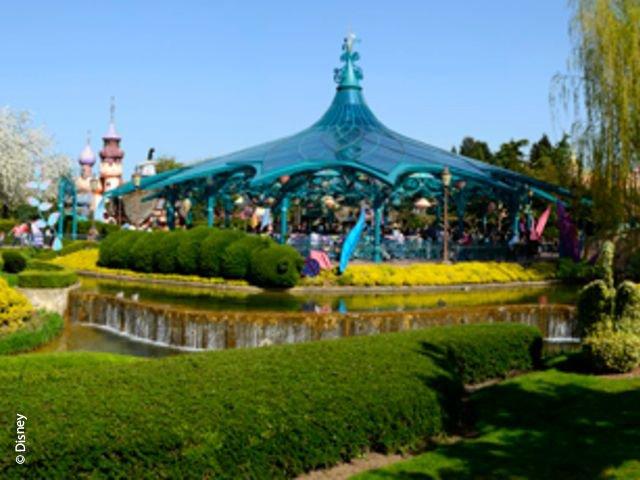 Disneyland Paris - Disneyland Park - Fantasyland