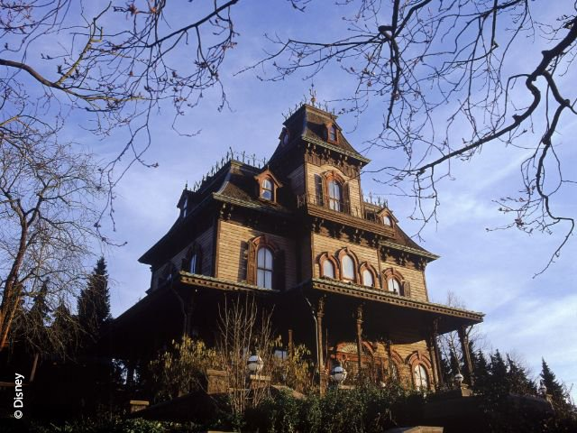 Disneyland Paris - Disneyland Park - Phantom Manor