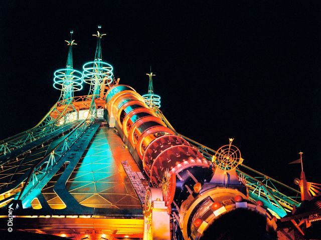 Disneyland Paris - Disneyland Park - Star Wars Hyperspace Mountain