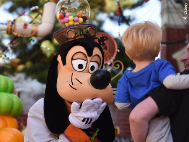 Disneyland Paris - Disneyland Park - Goofy