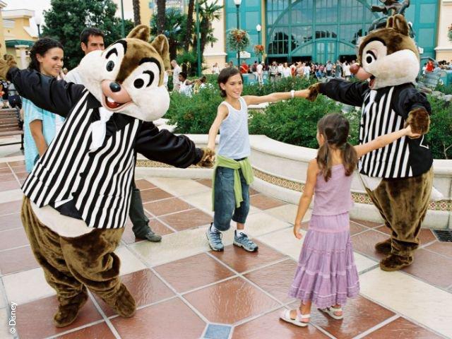 Disneyland Paris - Walt Disney Studios Park - Knabbel en Babbel