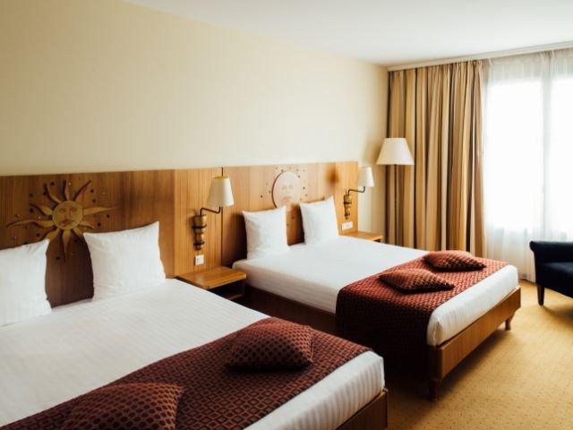 Disneyland Paris - Hotel Dream Castle - queenroom