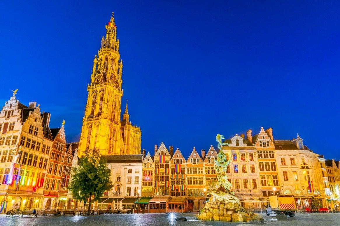 Kerstcruise Belgische Steden&Zuid-Holland - Oad busreizen