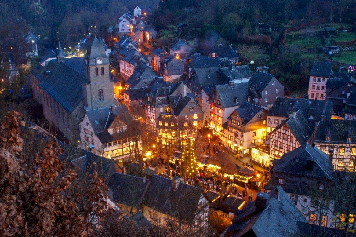 Kerstreis Zuid-Limburg - Oad busreizen