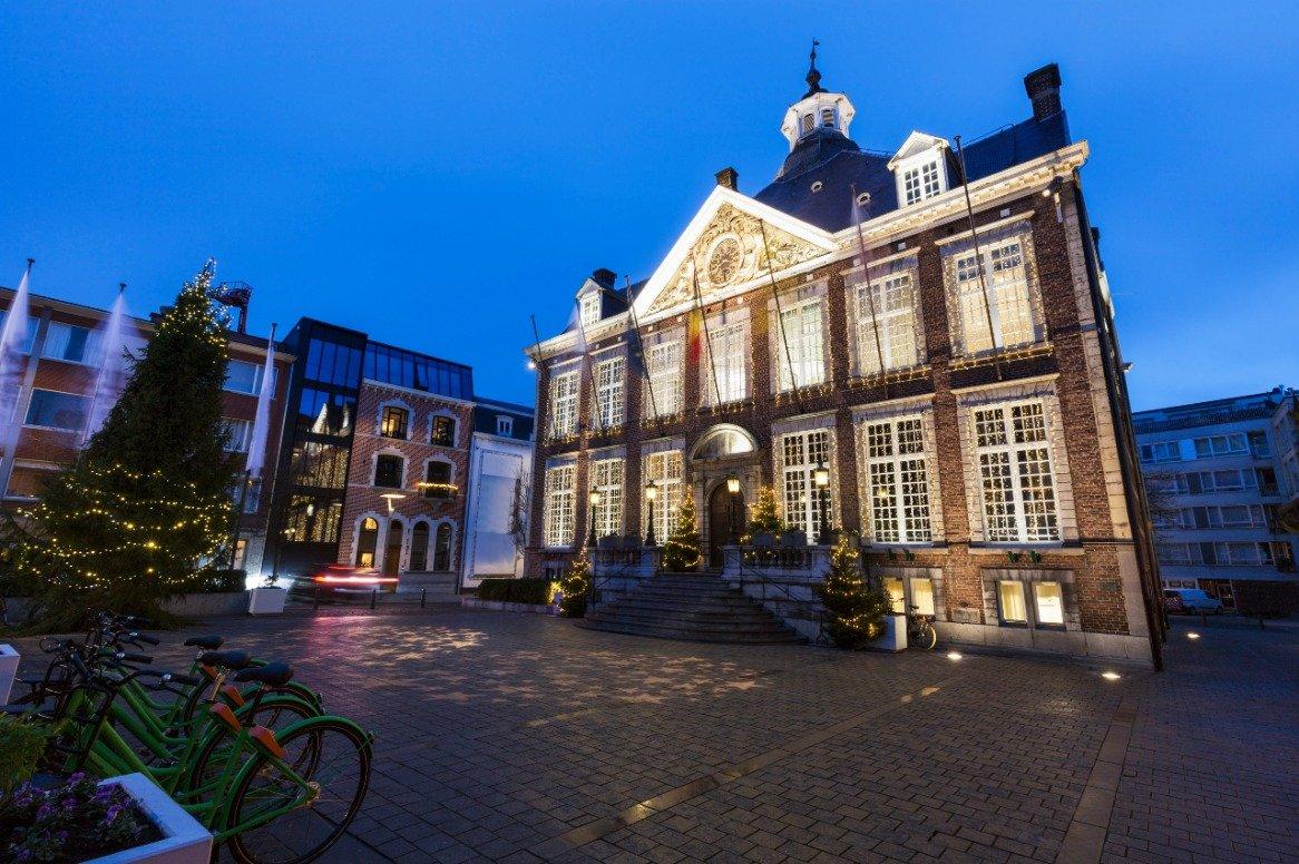 België - Hasselt - Stadhuis
