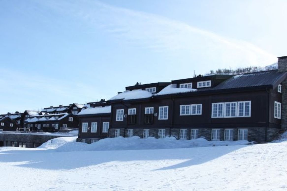Wintersport Havsdalsgrenda appartementen