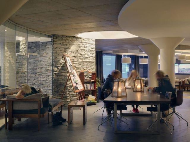 Geilo - Havsdalsgrenda appartementen - lobby
