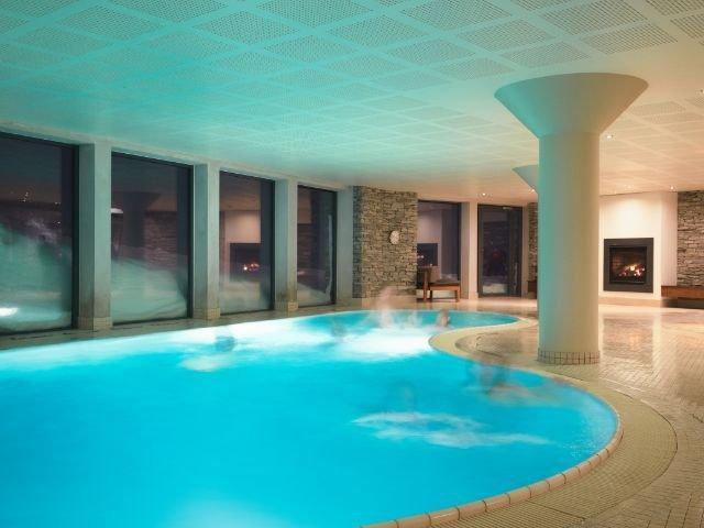 Geilo - Havsdalsgrenda appartementen - zwembad