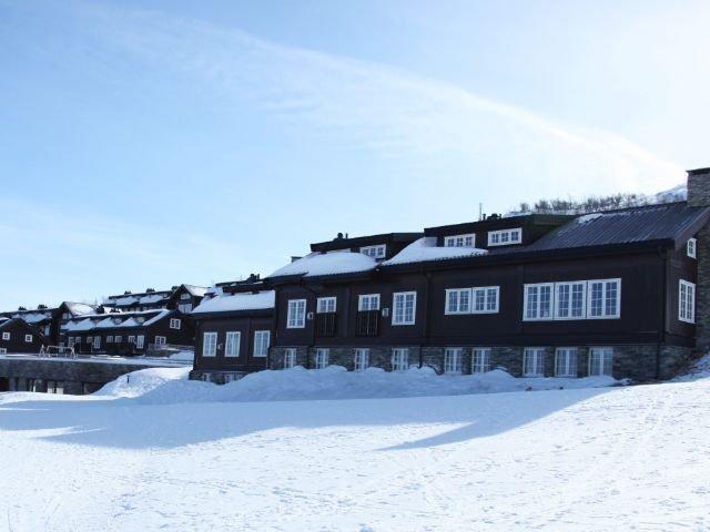 Geilo - Havsdalsgrenda appartementen - exterieur