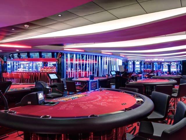 MSC Meraviglia - casino