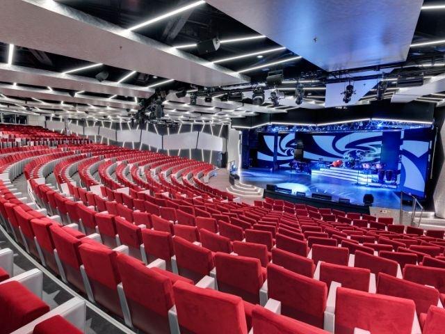 MSC Meraviglia - theater