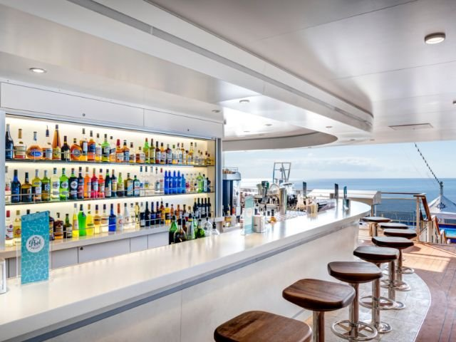 MSC Meraviglia - Hoirzon Bar