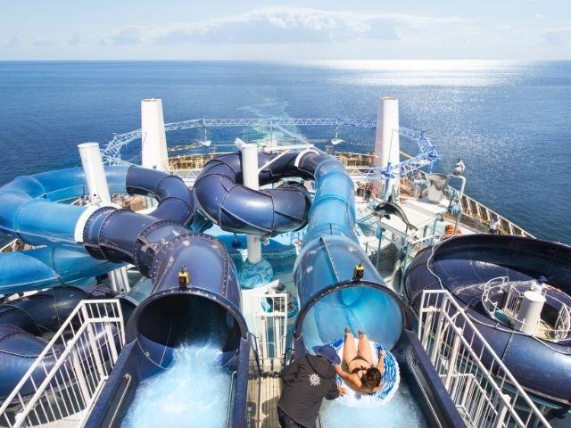 MSC Meraviglia - Polar aquapark