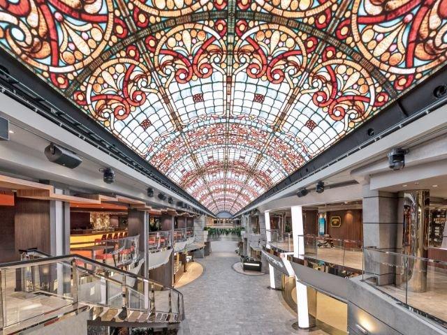 MSC Meraviglia - Galleria