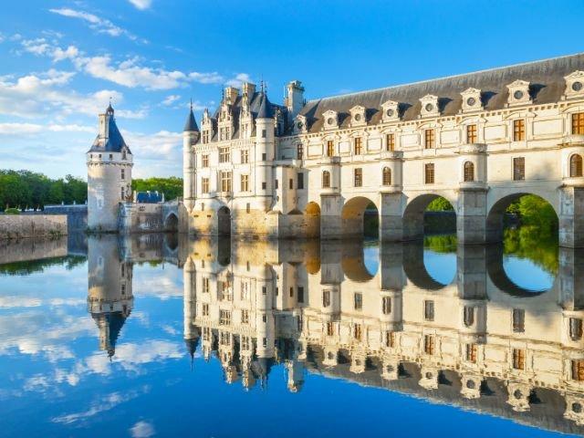 FR-Loire_Kasteel Chenonceau
