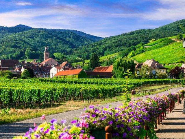 Frankrijk Elzas