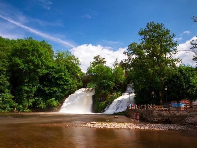 België, Watervallen van Coo