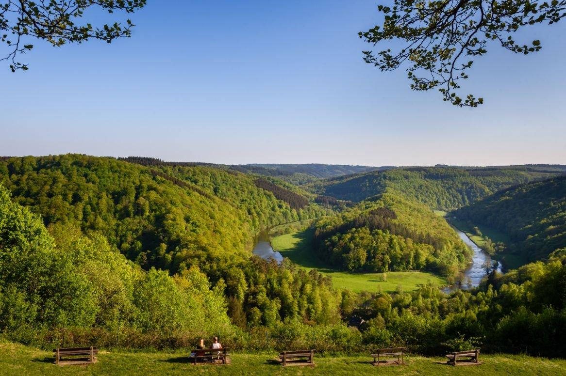 Wandelen in Wallonië en de Ardennen