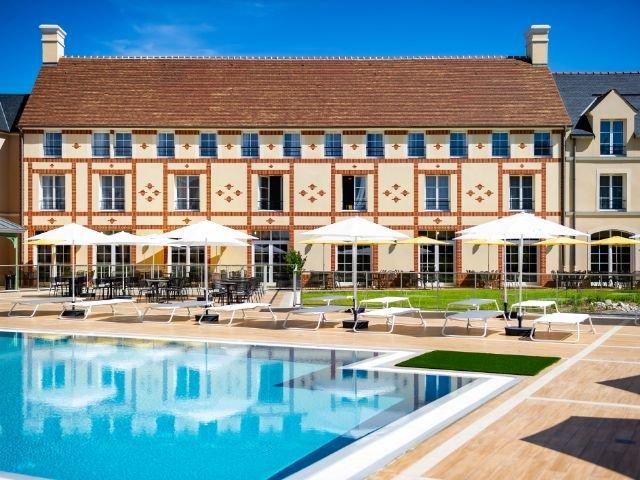 Disneyland Paris - Appartement StayCity Marne La Vallée - zwembad