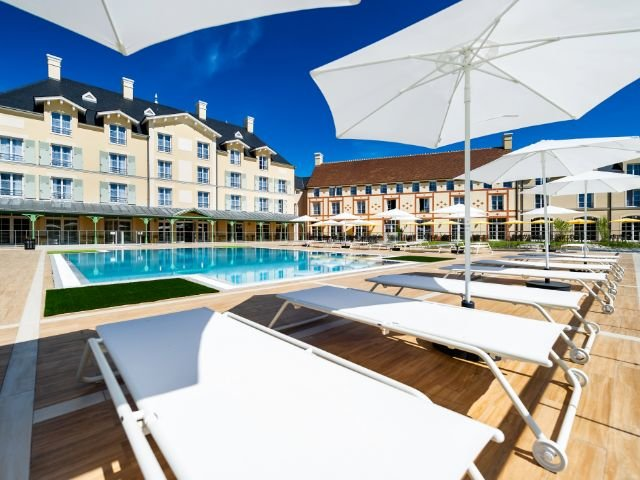 Disneyland Paris - Appartement StayCity Marne La Vallée - zwembad