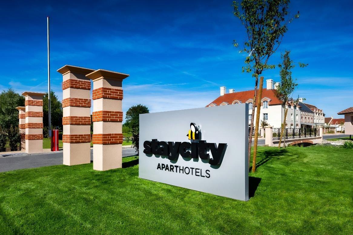 Oad magisch voordeel - aparthotel StayCity ****