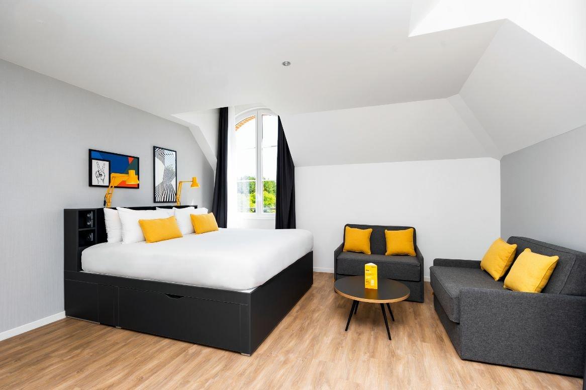 Disneyland Paris - Appartement StayCity Marne La Vallée - studio voor max 4 personen