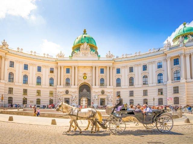 Oostenrijk_Wenen - Paleis