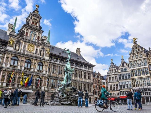 België_Antwerpen Grote Markt