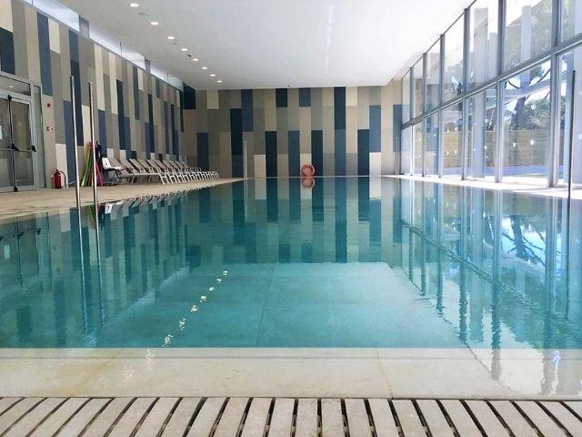 Hotel Diamant zwembad
