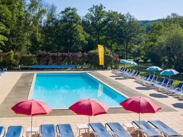 Parc la Clusure zwembad