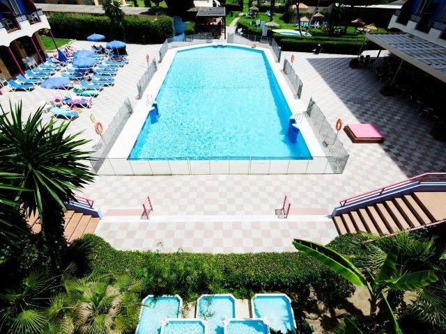 Spanje - Costa del Sol - Fuengirola - Hotel Monarque Park