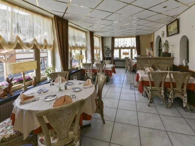 Luxemburg Grand Hotel Vianden restaurant