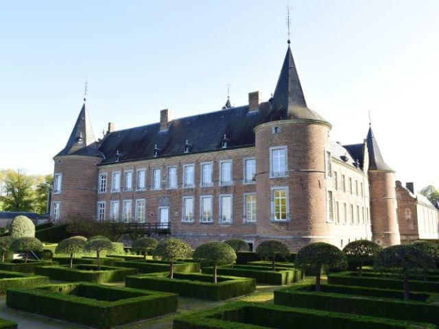 Bilzen kasteel Alden