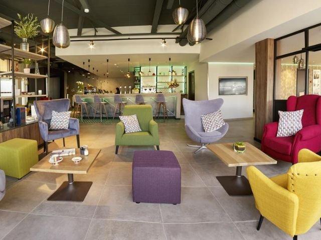 Park Inn Hasselt lounge