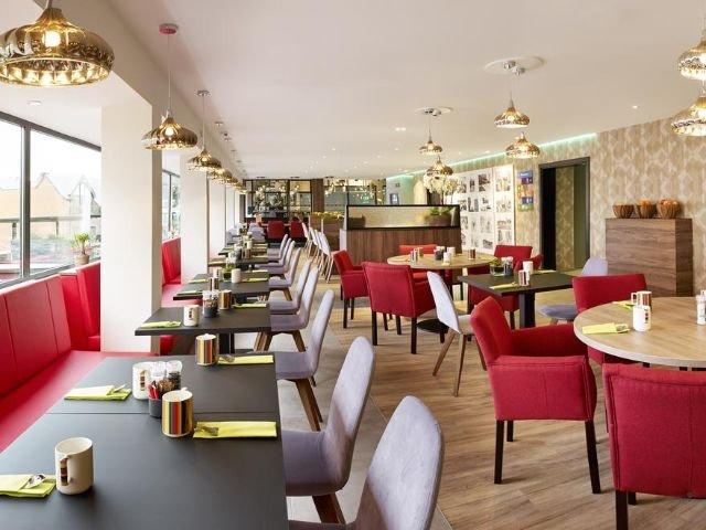 Park Inn Hasselt restaurant